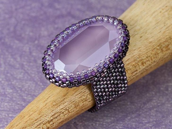 Lilac Pond Ring