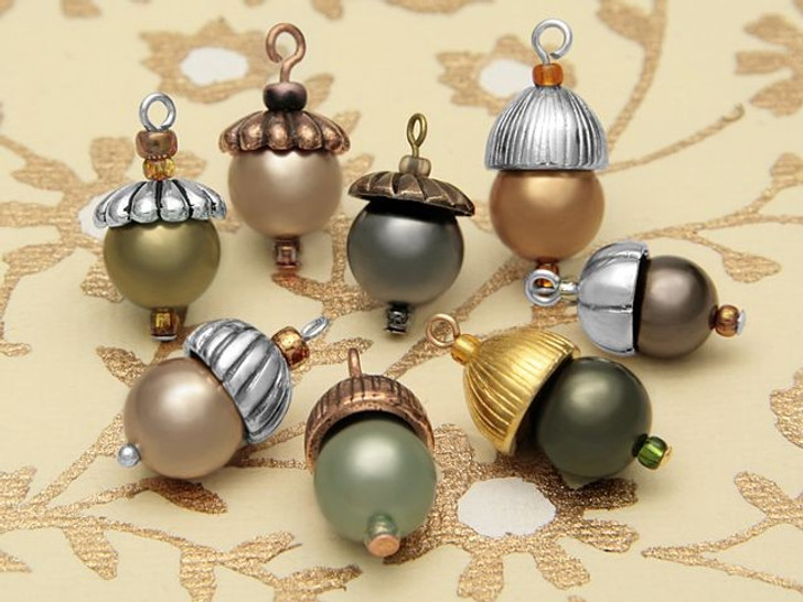 Little Acorn Charms