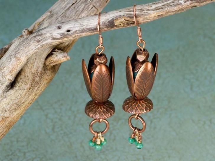 Maple Seeds Earrings