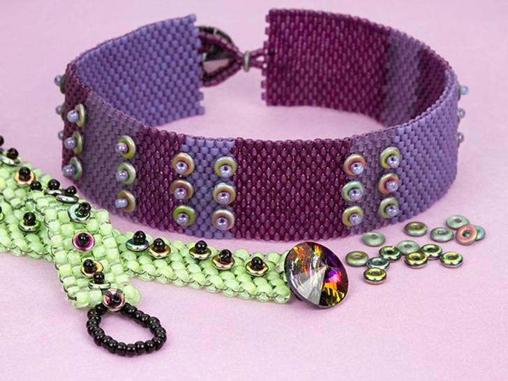 O Bead Color Block