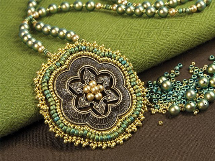 The Golden Bloom Necklace