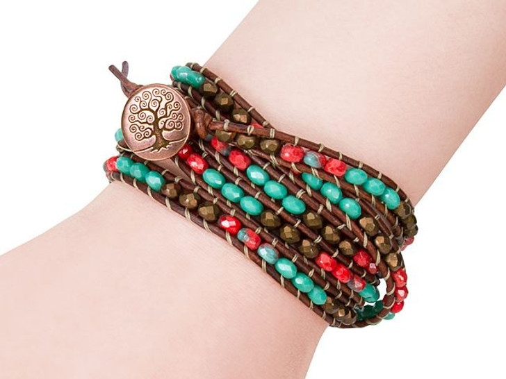 Tips on Creating Wrap Style Bracelets