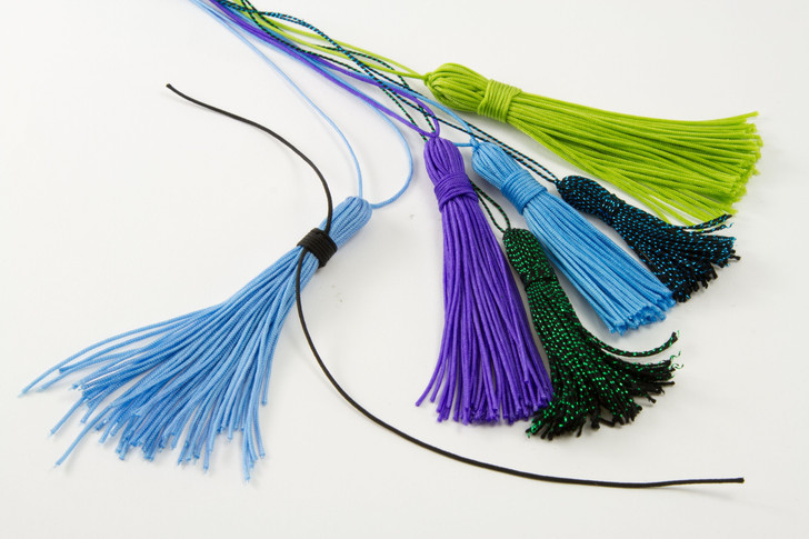 Wrapping a Tassel