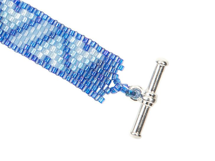 Artbeads Mountain Summit Peyote Stitch TOHO Treasure Bracelet Kit by Cynthia Kimura