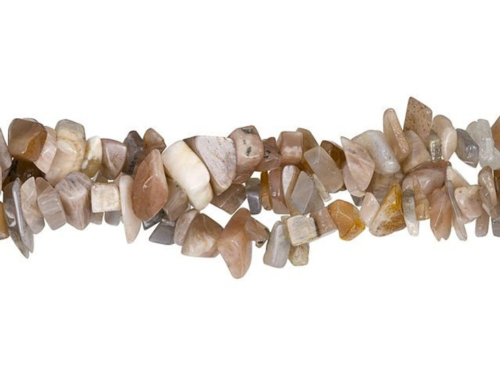 Dakota Stones Moonstone 6-8mm Chip Bead Strand