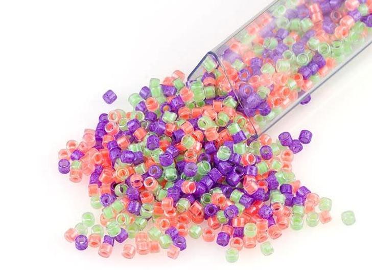 Artbeads Fiesta Designer Blend, 11/0 Miyuki Delica Seed Beads