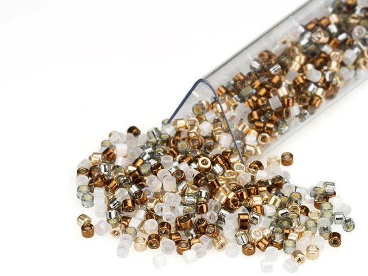 Artbeads Geode Designer Blend, 11/0 Miyuki Delica Seed Beads