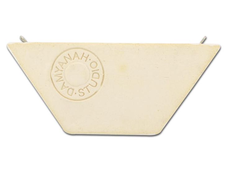 Damyanah Studio Earth Tone Floral Motives Pendant