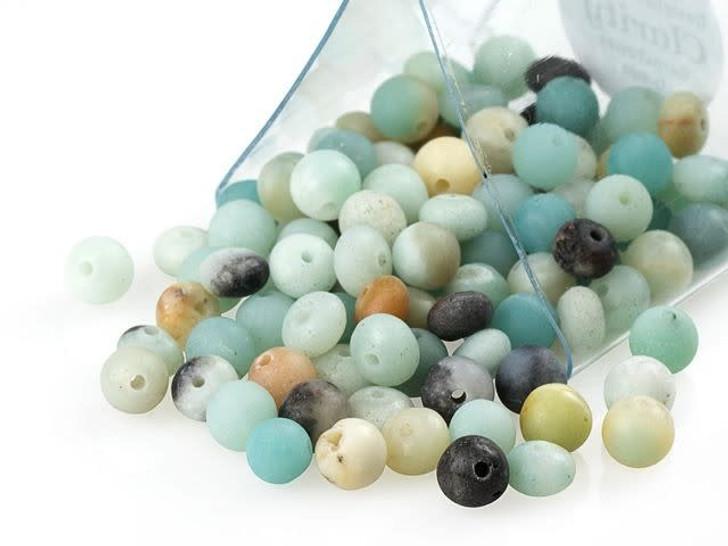 Artbeads Clarity Designer Blend, 6mm Gemstone Beads