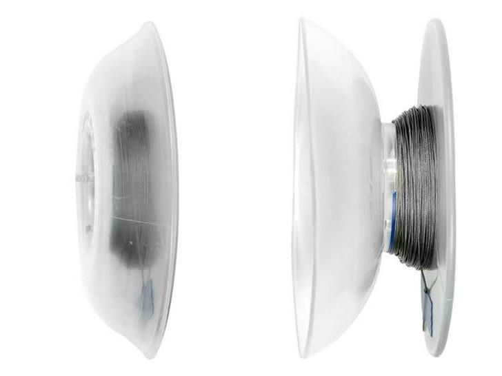 Artbeads Designer Jewelry Wire, 49-Strand .012 30-Feet (9.1 Meters)