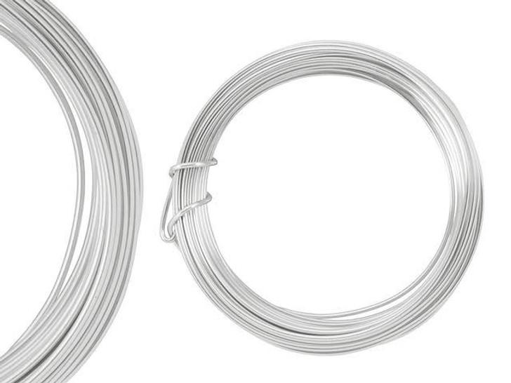 Artbeads Designer Wire - Silver Non-Tarnish 16 Gauge (15-foot coil)