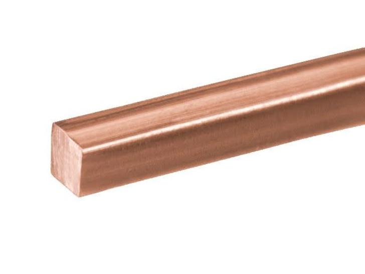 Artbeads Designer Wire - Square 21 Gauge - 12 Feet Non-Tarnish Gold