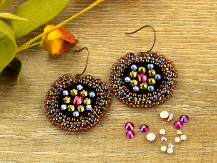 Beaded Blossoms