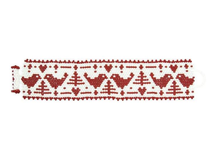 Artbeads Nordic Christmas Bird Bracelet Kit