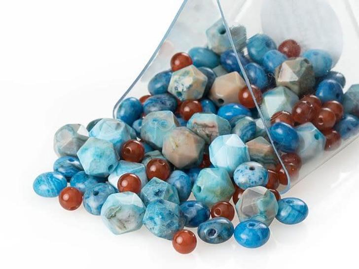 Artbeads Perception Designer Blend, 4-8mm Gemstone Beads