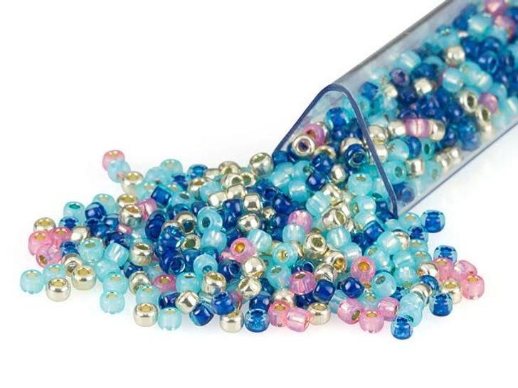 Artbeads Celestial Serenity Designer Blend, TOHO 11/0 Round Seed Beads