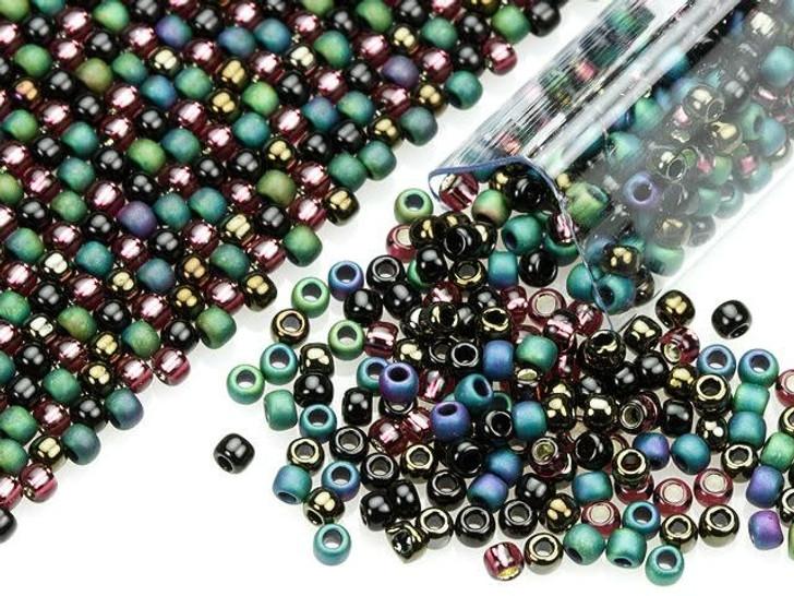 Artbeads Far Far Away Designer Blend, 11/0 TOHO Round Seed Beads