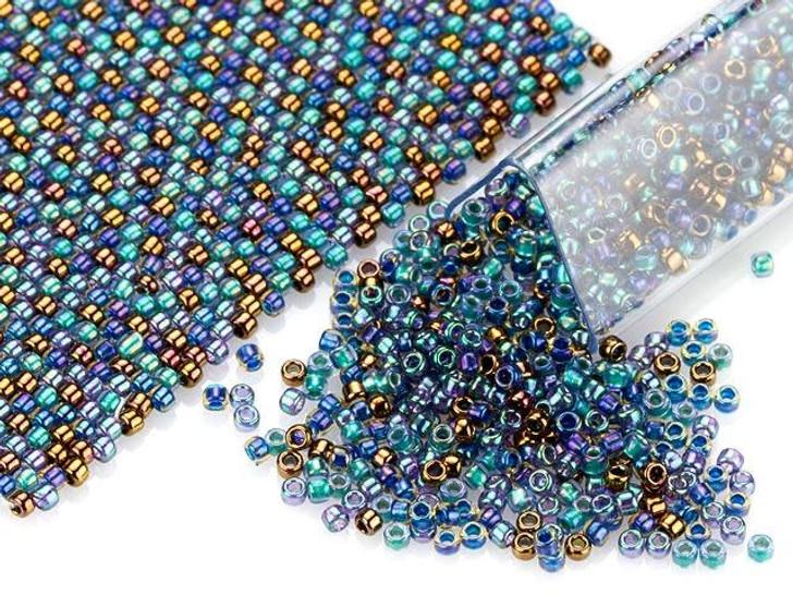 Artbeads Far Far Away Designer Blend, 15/0 TOHO Round Seed Beads