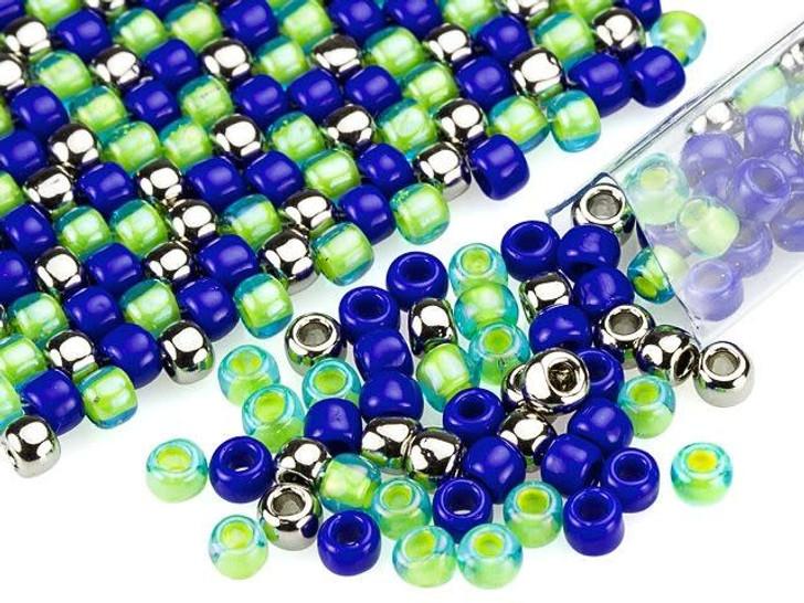Artbeads Go Team Designer Blend, 6/0 TOHO Round Seed Beads