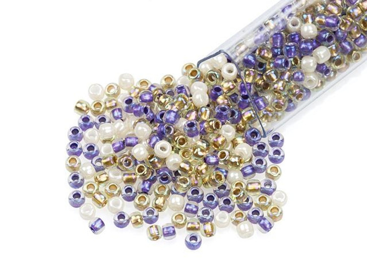 Artbeads Grapevine Designer Blend, 11/0 TOHO Round Seed Beads
