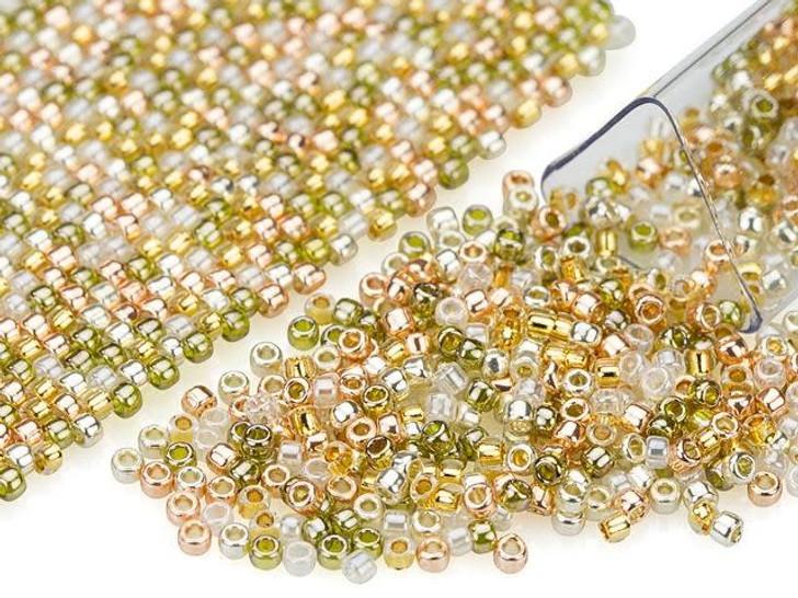 Artbeads Halo Designer Blend, 15/0 TOHO Round Seed Beads