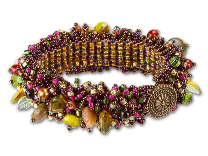Autumn Caterpillar Bracelet Kit