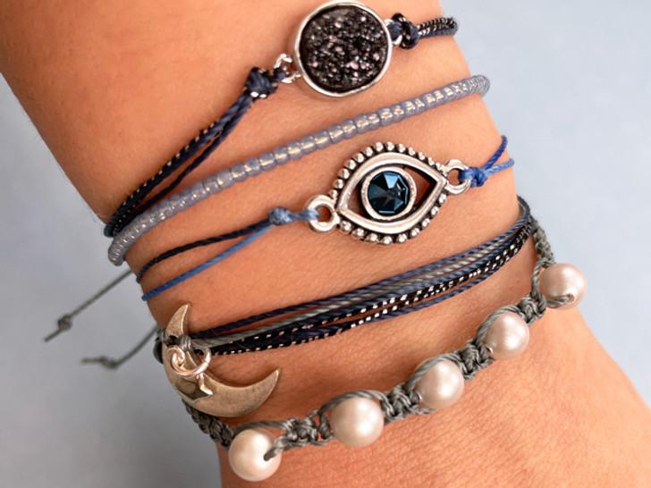 Celestial Stacked Bracelets