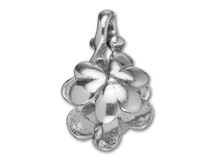 B&B Benbassat Sterling Silver Flower Bail