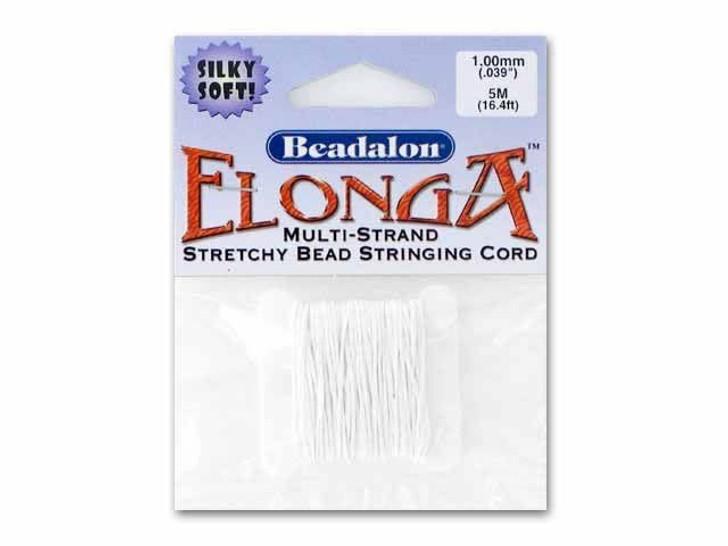 Beadalon Elonga Multi-Strand Stretch Cord - 1.0mm