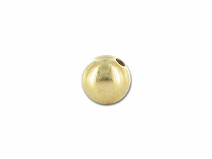 Beadalon Remembrance Memory Wire End 5mm Gold-Plated