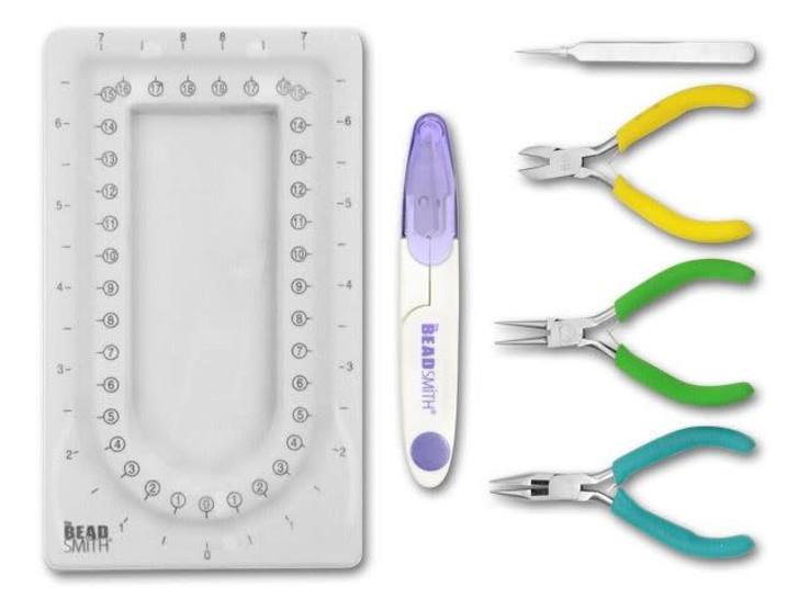 Beader's Mini Tool Travel Kit