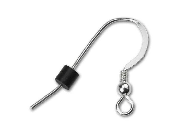 Black Earwire Clutch