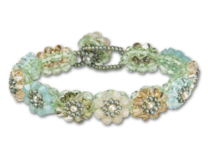 Cape Cod Blooming Crystals Bracelet Kit