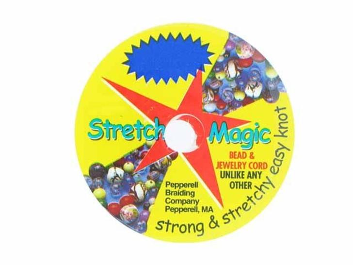 CLEAR Stretch Magic (TM) - 25 meters, 0.5mm
