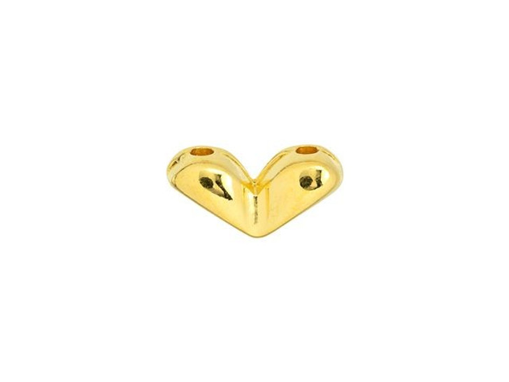 Cymbal Mitakas 24K Gold-Plated Side Bead for GemDuo, Bag of 20