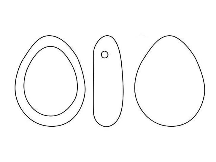 Czech Glass 12 x 16mm Sunflower Yellow Picasso Polished Drop Bead Strand by Starman