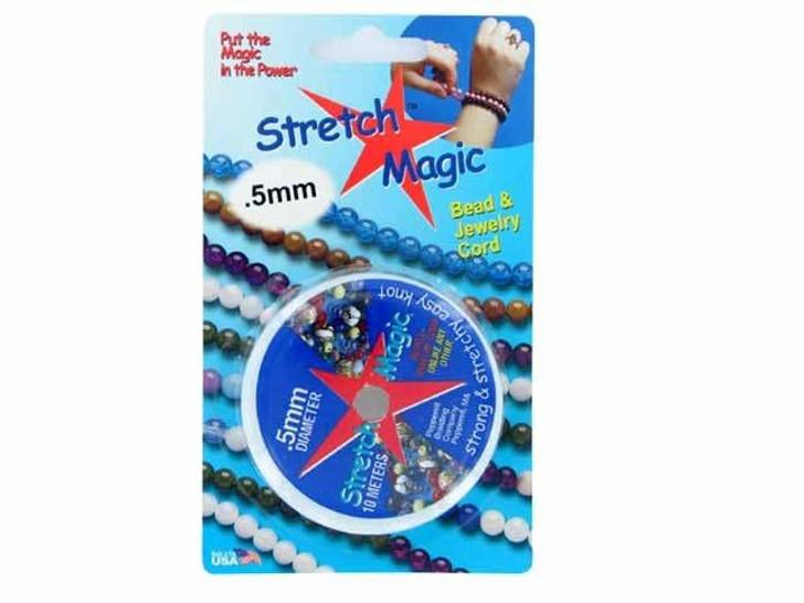 PEARL Stretch Magic (TM) - 10 meters, 0.5mm