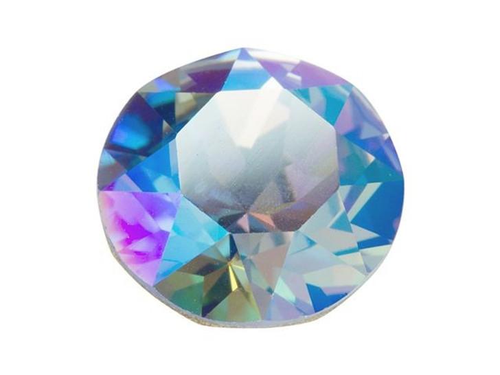 Swarovski 1088 SS39 Xirius Chaton Light Sapphire Shimmer