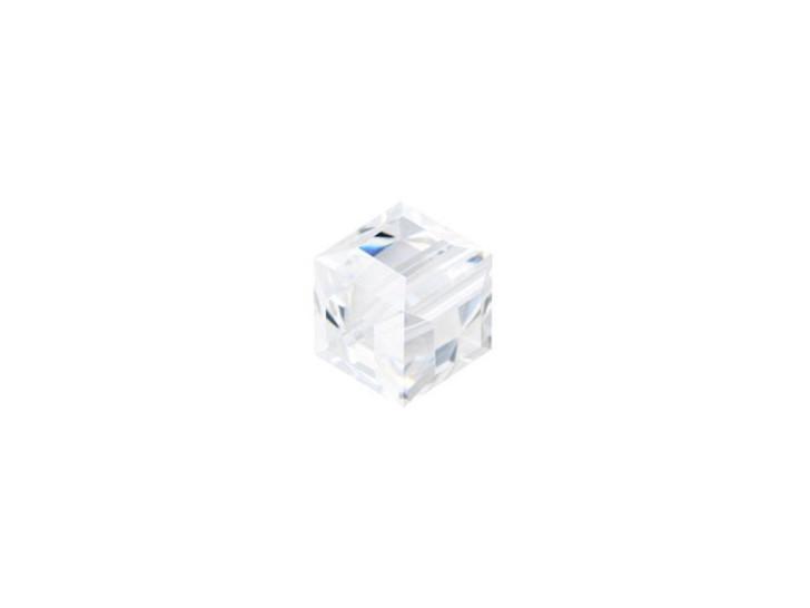 Swarovski 5601 6mm Crystal Cube Crystal