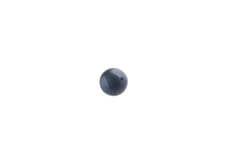 Swarovski 5810 3mm Round Crystal Pearl Night Blue