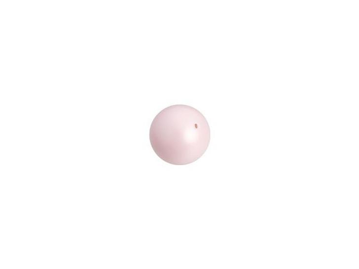 Swarovski 5810 Crystal Pearl 4mm Pastel Rose