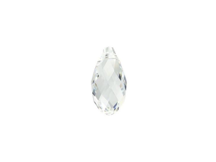 Swarovski 6010 13mm Briolette Pendant Crystal