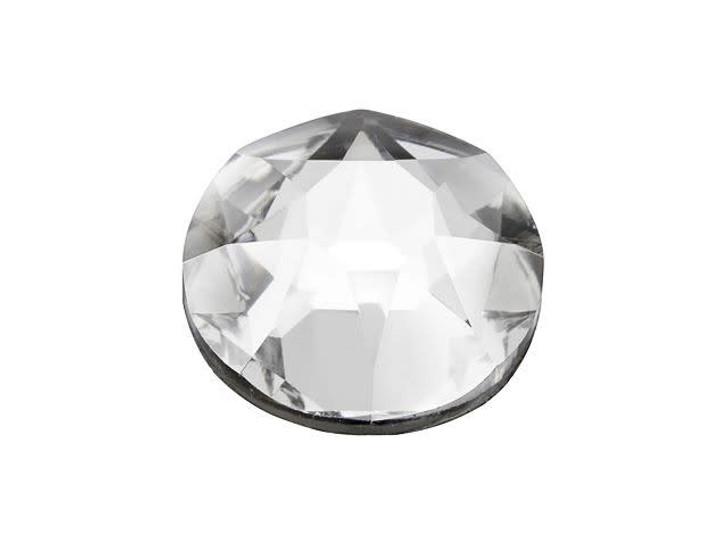 Swarovski H2078 SS34 Hotfix Xirius Rose Flatback Crystal
