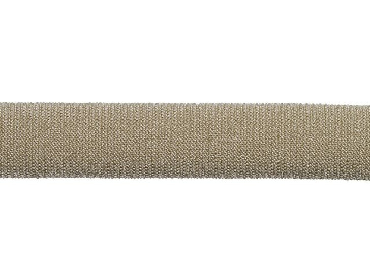 The BeadSmith 30mm Beige Elastic Fashion Stretch Cord by the Foot