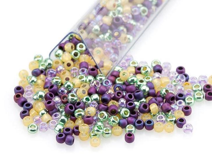 Artbeads Monet Nouveau Designer Blend, 11/0 TOHO Round Seed Beads
