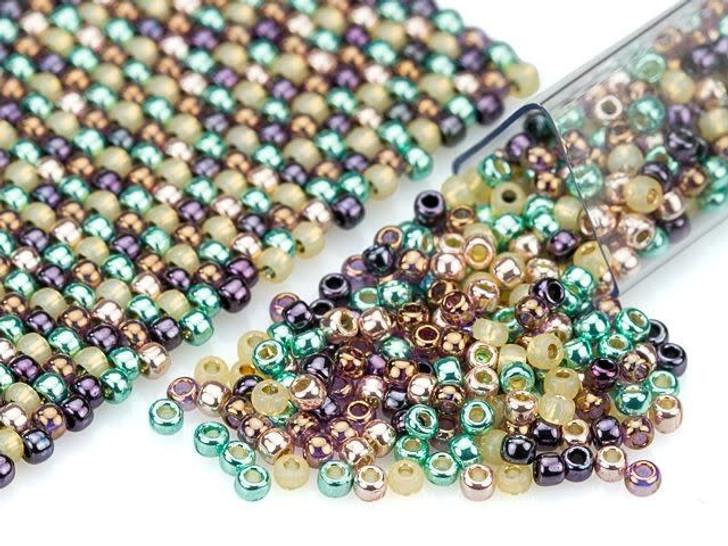 Artbeads Patagonia Designer Blend, 11/0 TOHO Round Seed Beads