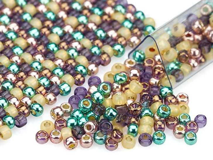 Artbeads Patagonia Designer Blend, 8/0 TOHO Round Seed Beads