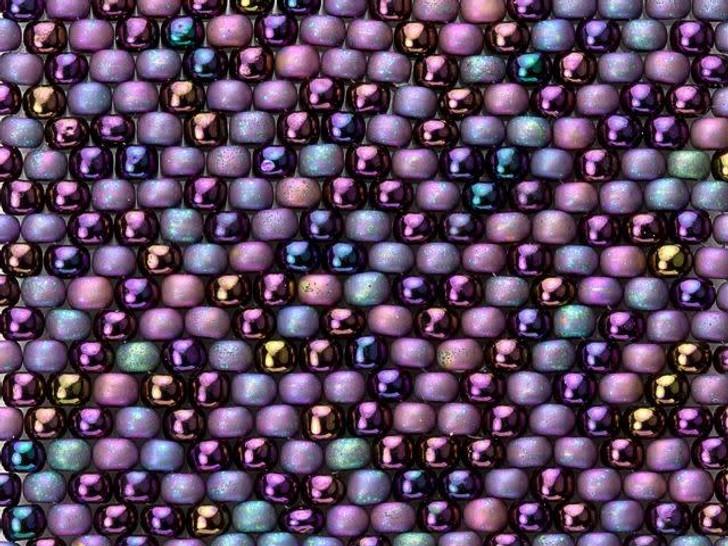 Artbeads Razzle Dazzle Designer Blend, 8/0 TOHO Round Seed Beads