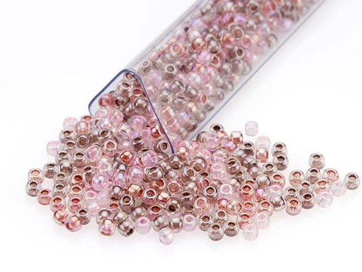 Artbeads Rose Petals Designer Blend, 11/0 TOHO Round Seed Beads