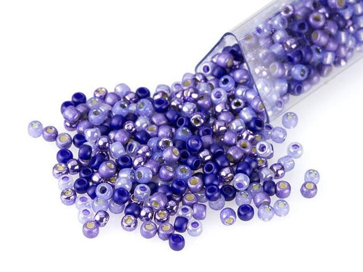 Artbeads Royal Rhapsody Designer Blend, TOHO 11/0 Round Seed Beads